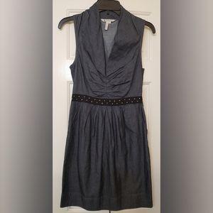BCBGeneration Denim Chambray Dress 4